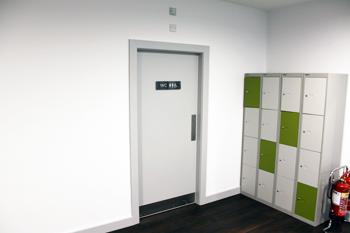 Ennistymon Digital Hub lockers