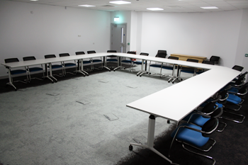 Ennistymon Digital Hub training room